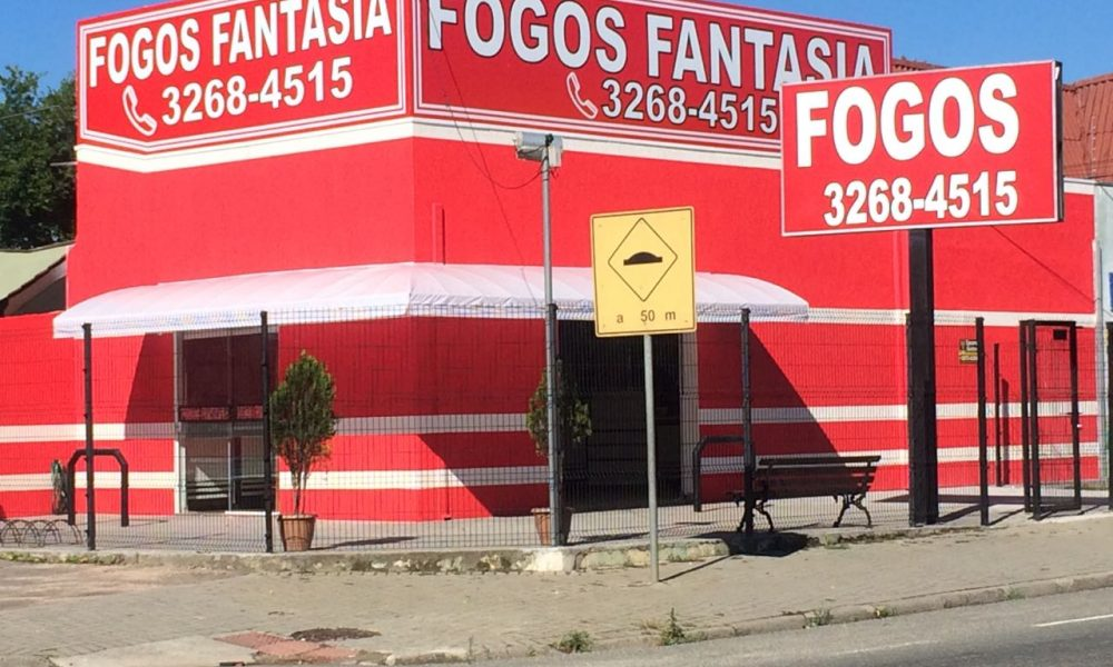 Fogos Fantasia